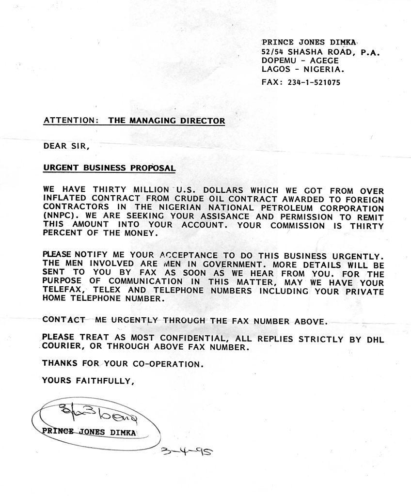 lettre a mr le maire