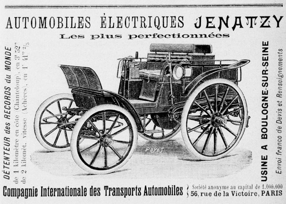 vehicule electrique utilitaire