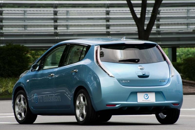 voiture electrique utilitaire