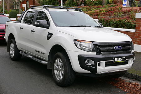 ford ranger wildtrak occasion