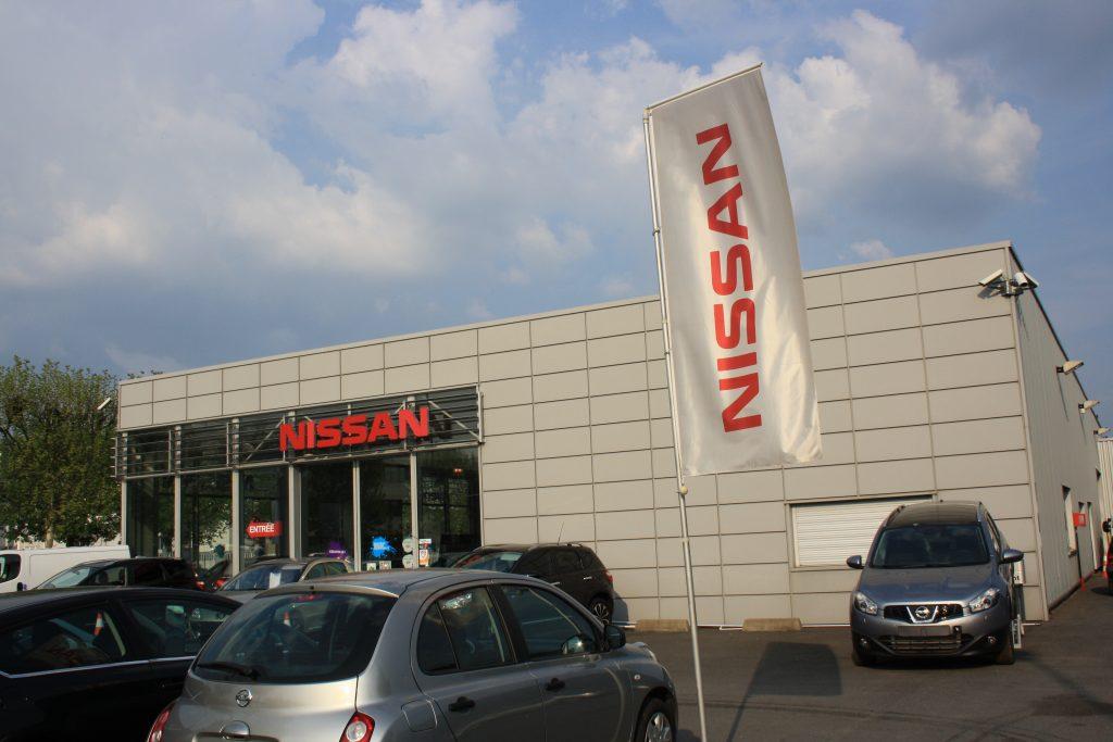 concessionnaire nissan