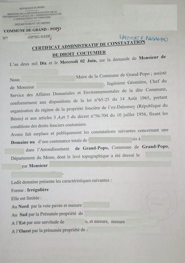declaration d impots