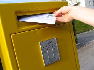 la banque postale adresse mail